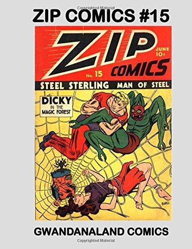 Zip Comics #15: Gwandanaland Comics PDF