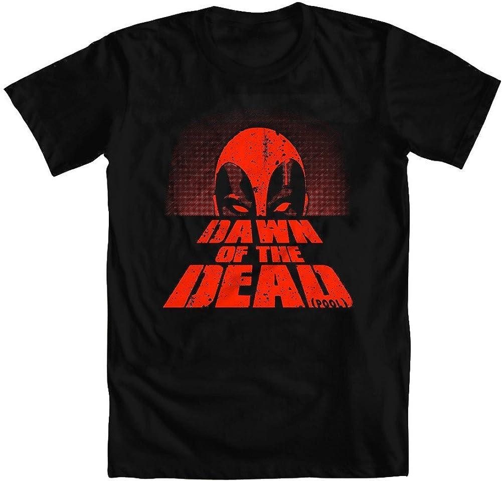 Youth Girls T-Shirt Pool GEEK TEEZ Dawn of The Dead