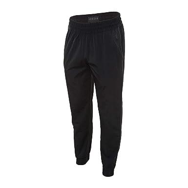 08330fda9b1 NIKE Jordan Sportswaer Men's AJ3 Retro Cuffed Track Pants - (Black) X-Large