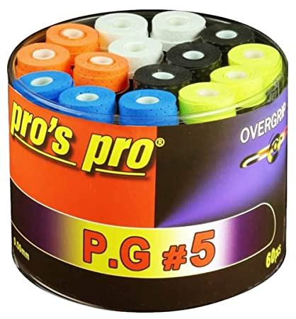 Pro Pros Overgrip PG5 Colored Perforated
