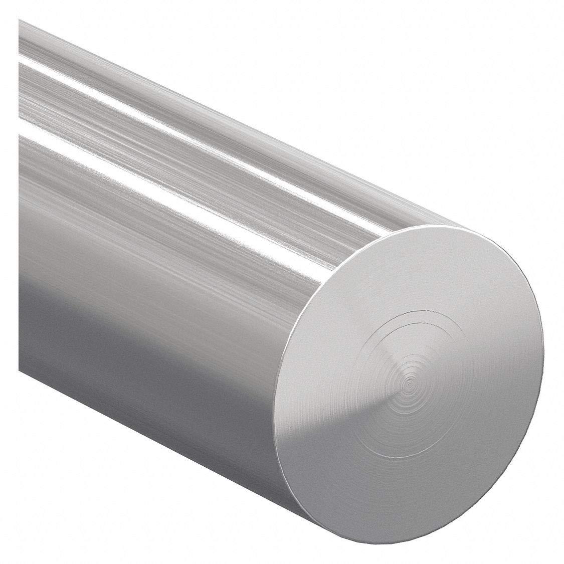 Mill T6511 Temper Finish Unpolished 7//8 Diameter Extruded ASTM B221 36 Length 6061 Aluminum Round Rod