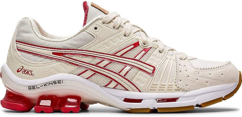 ASICS Womens Gel-Kinsei OG Running Shoes, 11M, Birch/Birch: Amazon.es: Zapatos y complementos