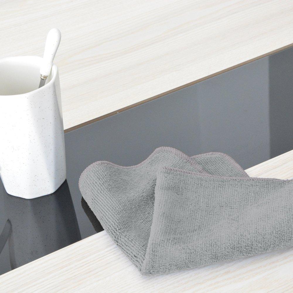 Microfiber Dish Rags: Microfiber Dish Cloths Ultra Absorbent Kitchen Dish Rags