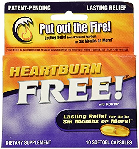 Enzymatic Therapy - Heartburn Free, 10 (Orange Peel Extract)