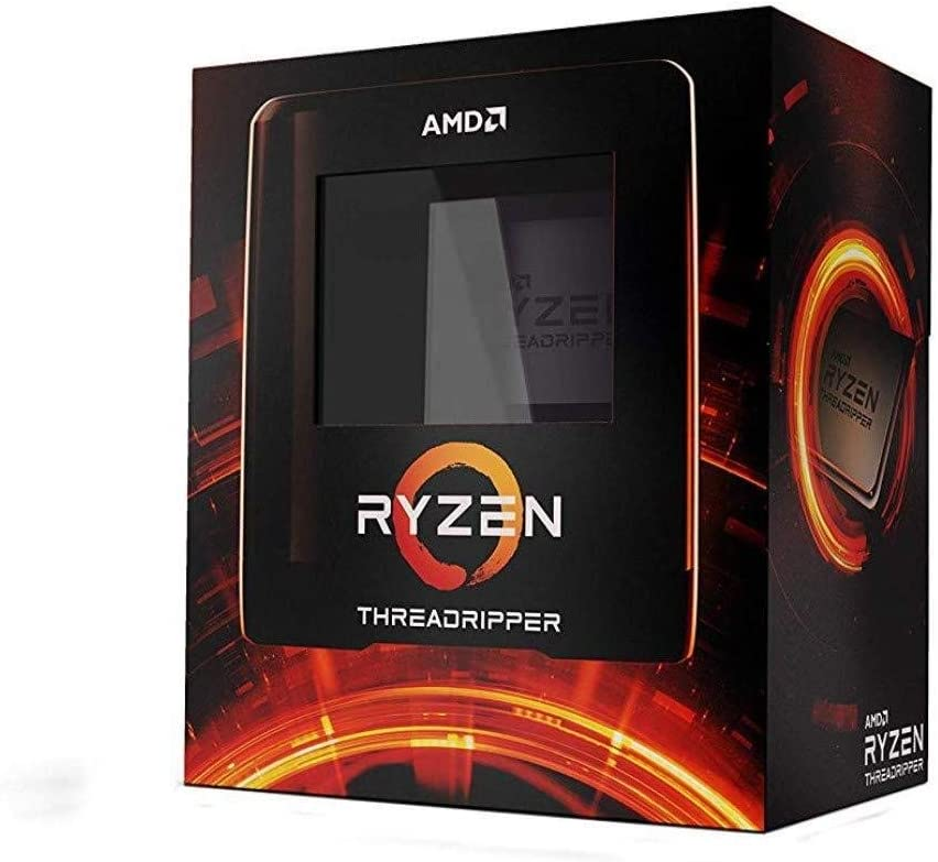 AMD Ryzen Threadripper 3990X 64-Core 2.9GHz sTRX4 Desktop Processor