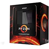 AMD Ryzen Threadripper 3990X 64-Core, 128-Thread Unlocked Desktop Processor, without cooler
