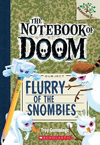 Flurry of the Snombies: A Branches Book