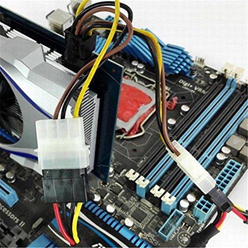 NXDA GTX650Ti 1GB GDDR5 128Bit HDMI Graphics Card 5000MHz For NVIDIA GeForce (Silver) by NXDA (Image #3)