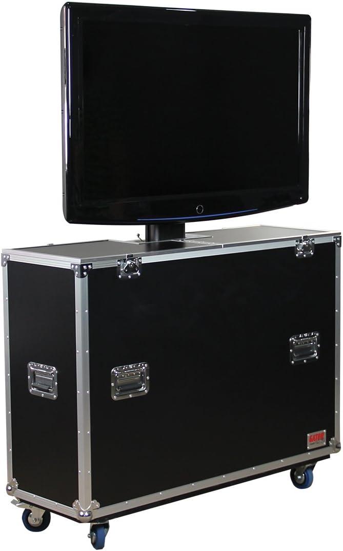 Gator G-Tour elift 55 ATA Flight Case w/eléctrico de ascensor para LCD y pantallas de plasma: Amazon.es: Instrumentos musicales