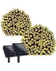 Qedertek Luci Natale Esterno Solare 22M 200 LED