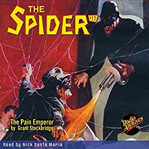 Spider #17 February 1935 Audiobook