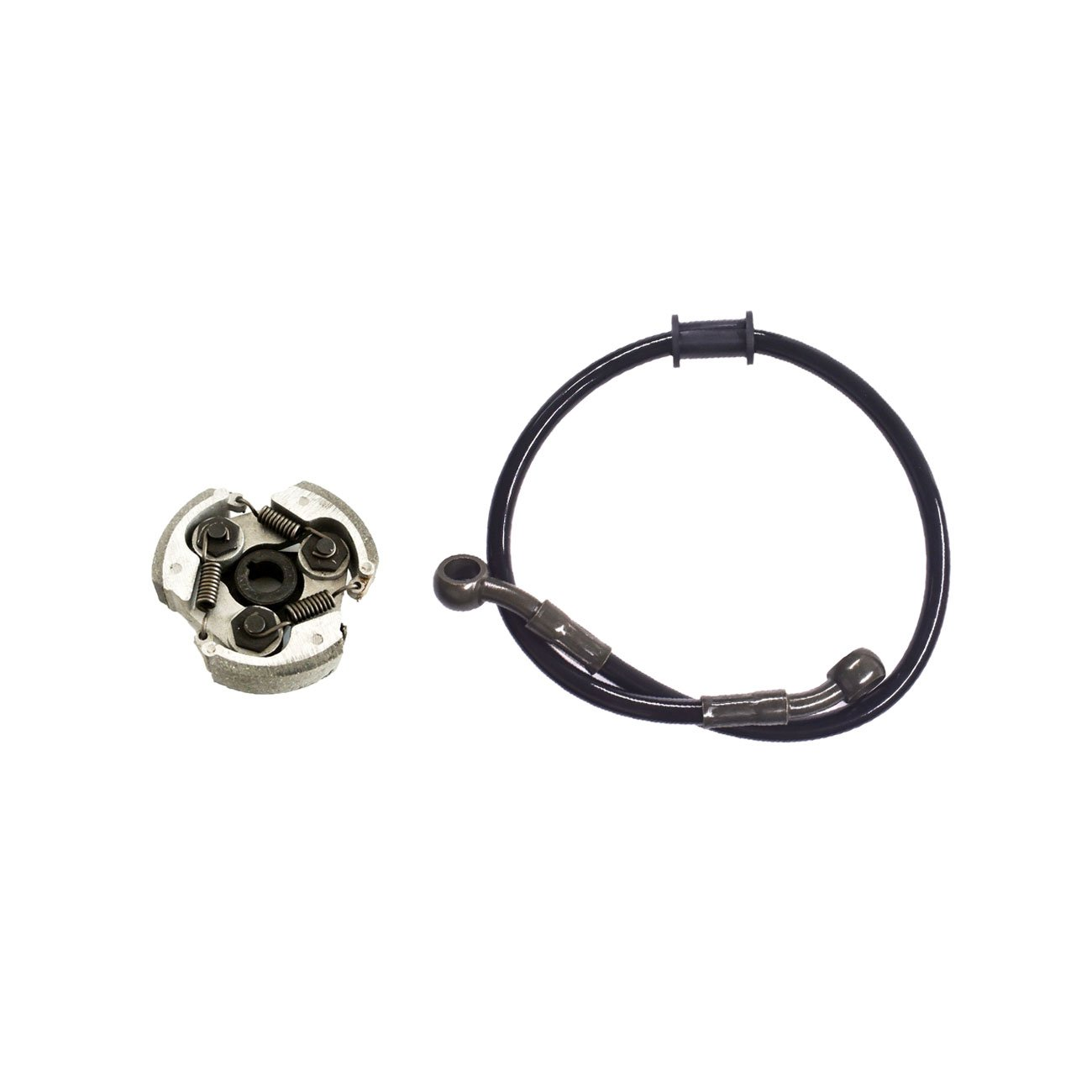 Northtiger 50cm Black Fuel Line And Cluch For Chinese 2 Stroke 43 47 49cc Pocket Dirt Bik