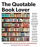The Quotable Book Lover, , 1620876256