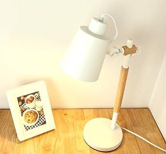 Lámpara de escritorio E27 Lámpara de escritorio toque minimalista ...