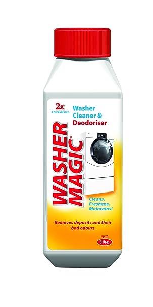 Waschmaschine Reiniger U0026 Deodoriser. Waschmaschine Magie Entfernt  Ablagerungen Und Ihre Schlechte Gerüche Und Optimiert Die