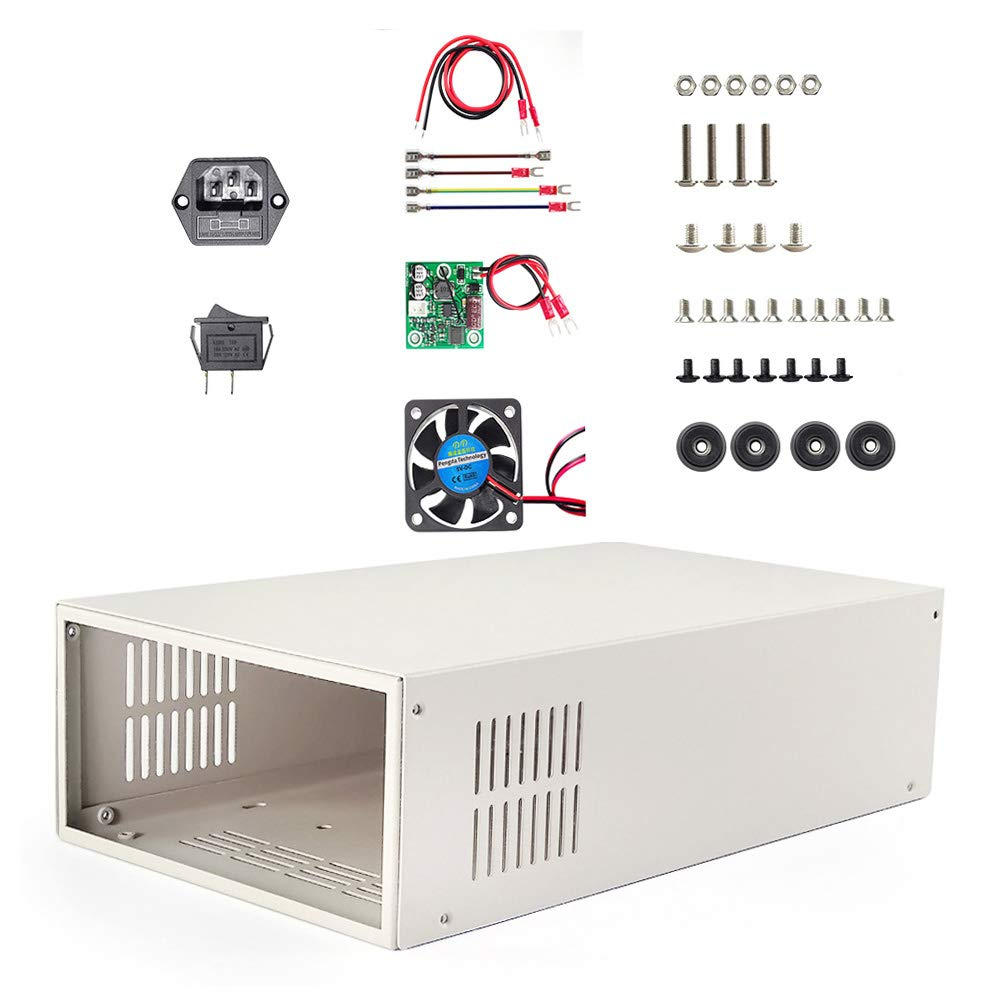 Max 62% OFF Oklahoma City Mall Digital Power Supply case S06A Suitable A RD6006W for Assembly