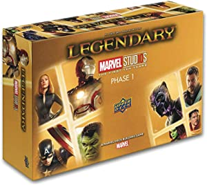 Legendary: A Marvel Deck Building Game: MCU 10th Anniversary
