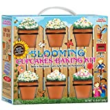 Brand Castle Blooming Cupcakes Kit, 6-Count, 10.18 oz