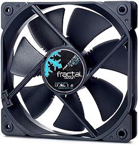 Fractal Design Case Fan Cooling Black (FD-FAN-DYN-X2-GP14-BK)