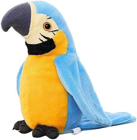 was Sie sagen Mimikry Haustier Spielzeug Der sprechende Papagei wiederholt