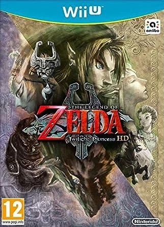 The Legend of Zelda: Twilight Princess HD (Nintendo Wii U