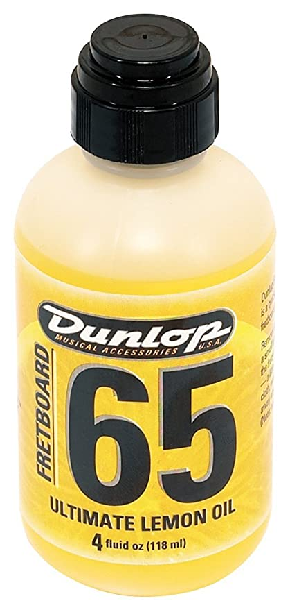 Jim Dunlop 6554 Dunlop Ultimate Lemon Oil, 4 oz