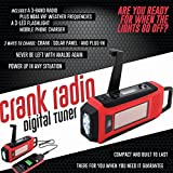 Epica-Digital-Emergency-Solar-Hand-Crank-AMFMNOAA-Radio-Flashlight-Smartphone-Charger-with-NOAA-Certified-Weather-Alert-Cable-ONE-CABLE-DOES-ALL