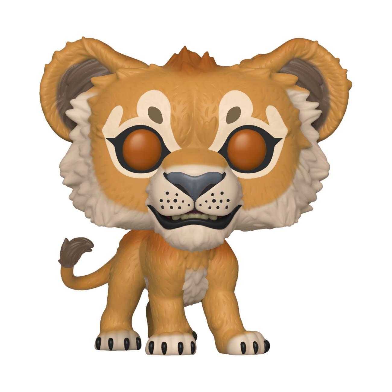 Lion King Live Action Simba Disney Funko Pop