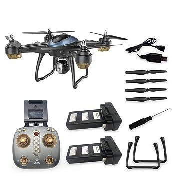 Heaviesk LH-X38GWF Drone Dual GPS WiFi FPV Drone HD 720P Cámara ...