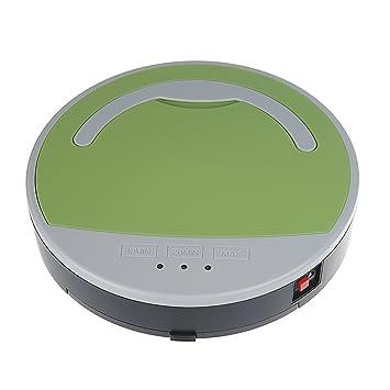 Vinteky® - Robot aspirador inteligente, el regalo ideal para las amas de casa azul: Amazon.es: Hogar