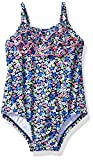 Carter's Baby Girls' Ditsy Floral One Piece Swimsuit, Multi, 24 Months