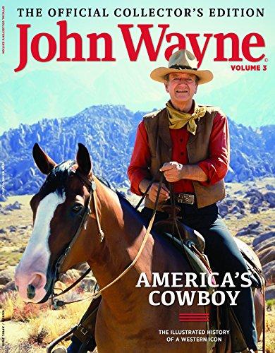 John Wayne - The Official Collector's Edition: Volume 3