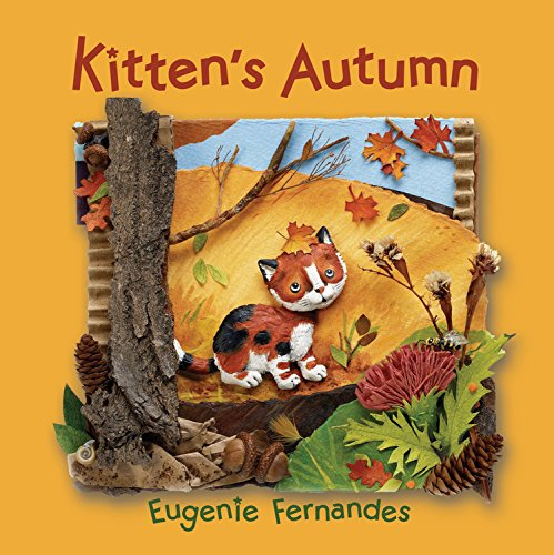 Kitten's Autumn (Kitten: Seasons)