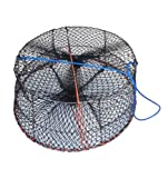 Ladner Traps 30-Inch Stainless Steel Shrimp Trap