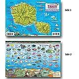 Kyпить Franko Maps Tahiti Reef Dive Creature Guide 5.5 X 8.5 Inch на Amazon.com