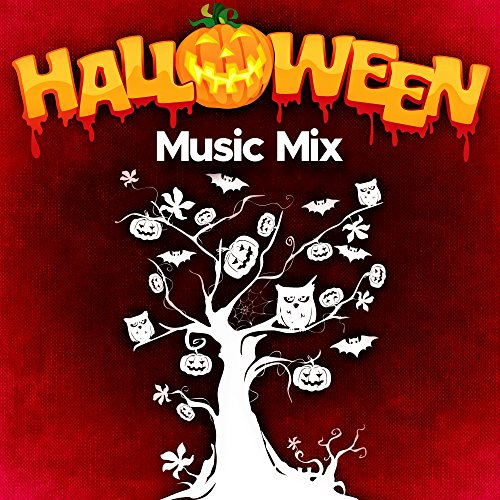 Halloween Music Mix: Best Halloween Music with Creepy Piano Melodies and Scary Sound Effects -