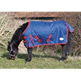 Rhinegold Foal/Tiny Pony Dottie Lightweight Outdoor Turnout Rug