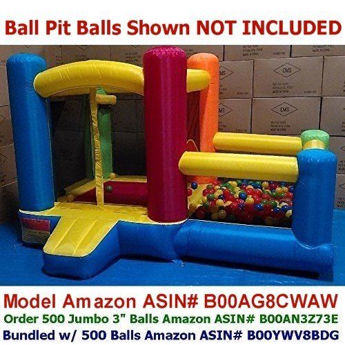 Castle Ball Pit - My Bouncer Little Castle 88