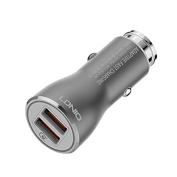 LOLO Micro USB 2 Puerto rápido rápida rápida en coche ...