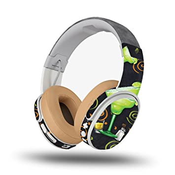Piel para Skullcandy Crusher – Auriculares inalámbrico Marg Party| MightySkins Carcasa, Durable, y