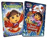 DVD : Dora the Explorer: Dora's Christmas Carol Adventure/Dora's Christmas