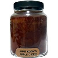 A Cheerful Giver Aunt Kook's Apple Cider 6 oz. Baby Jar Candle