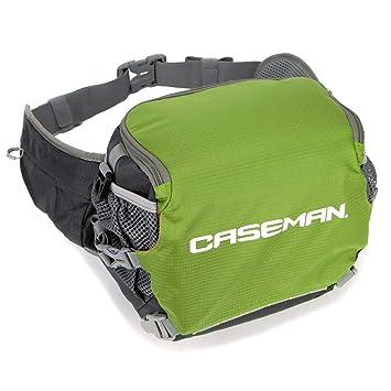 Caseman AW01 Verde DSLR SLR Cámara de Hombro Cintura Bolsa de ...