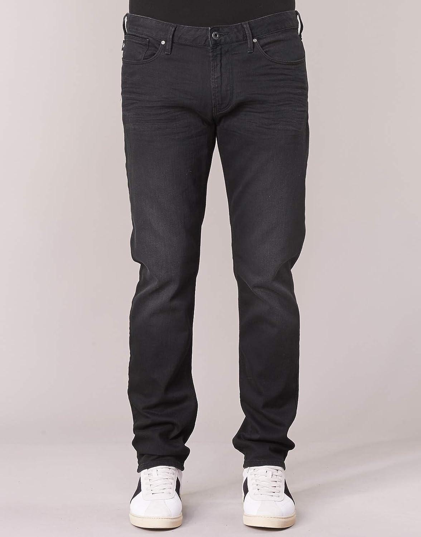 7ae72411c64 Emporio Armani - Jeans - Homme Noir Noir