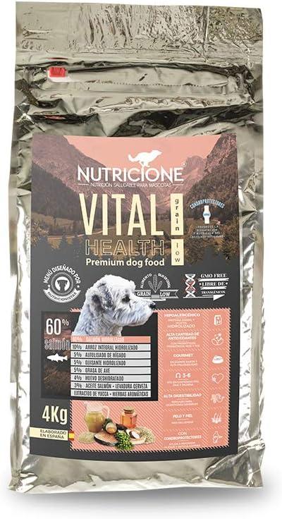 Nutricione Alimento Completo seco (pienso) Vital Health Grain ...