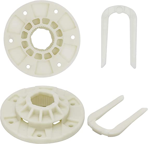 SWEETJOB W10528947 Basket Driven Hub Kit Replacement for Washing Machine Replaces W10396887//W10528947VP