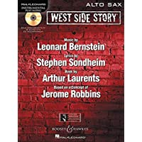 West Side Story for Alto Sax: Instrumental Play-Along