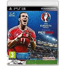 UEFA Euro 2016 / Pro Evolution Soccer 2016 (PS3) (UK)