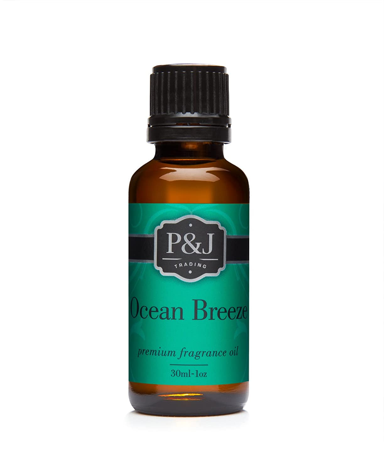 Ocean Breeze Fragrance Oil - Premium Grade Scented Oil - 30ml