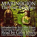 Mabinogion, the Four Branches: The Ancient Celtic Epic Audiobook by Colin Jones, Lady Charlotte Guest Narrated by Colin Jones